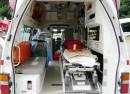 Ambulance-interior