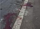 sudar krv cesta