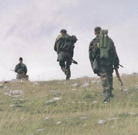 hrvatski branitelj vojska