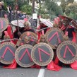 Povorka u Lovbranu - Spartanci z Opatije