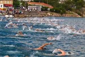 Plivački maraton Crikvenica-Šilo