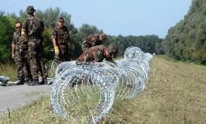 slovenija vojska granica ograda