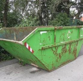 baja za krupni otpad