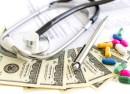 liječnici doktor medician novac