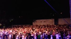 Noćas - prepuna Ljetna pozornica