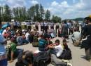 Dio ilegalnih imigranata zaustavljenih na hrvatskoj granici