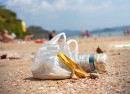 smeće plaža