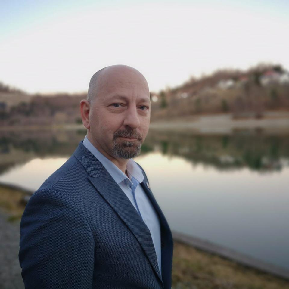 David Bregovac, načelnik Općine Fužine